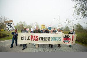 Marche jusqu'à la fin de la ligne / March to the end of the line