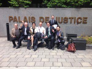 Support juridique à la lutte contre les hydrocarbures